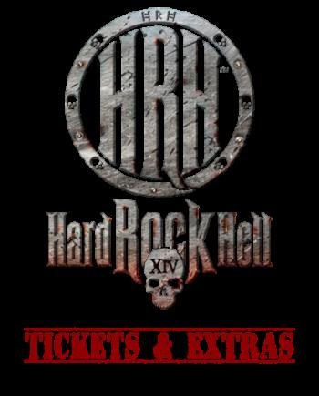 HRH XIV Tickets & Extras